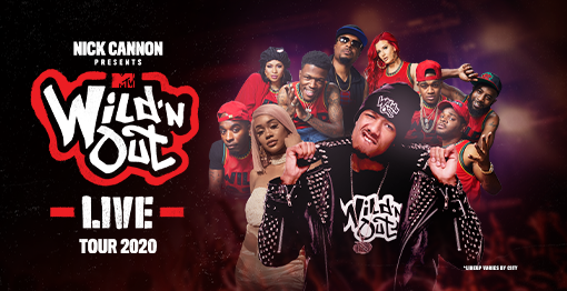 Wild N Out March 20 2020 United Center